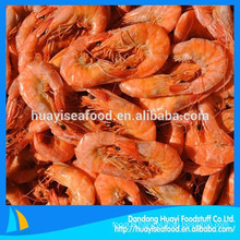 our best selling seafood product frozen dried shrimp