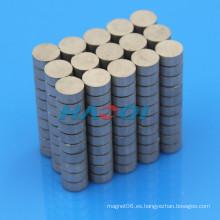 Imán resistente del disco del cobalto del samarium de China