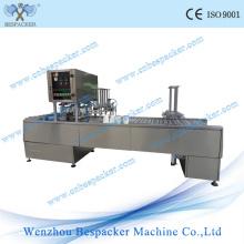 Máquina Automática de Selagem de Copo Manual de Embalagem