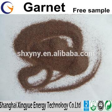 garnet sand for water jet cutting/garnet sand blasting 30/60