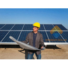 TUV CE Approved 215W Poly Solar Panel (KSP-60)