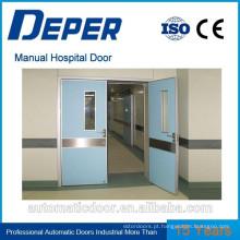 Portas da sala de cirurgia DSM-150