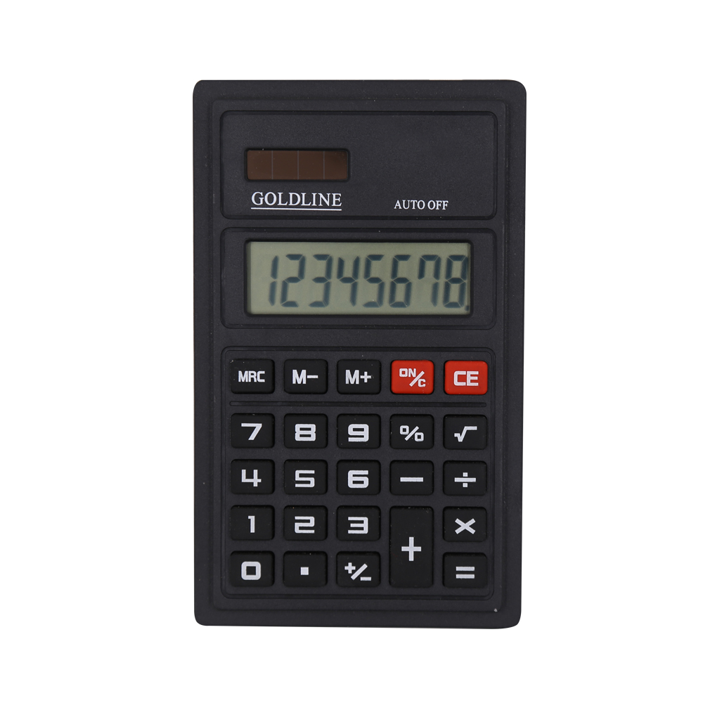 Mini Slim Electronic Pocket Calculator