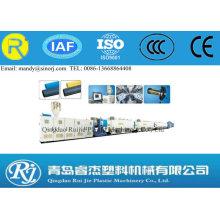 HDPE Large Diameter Heat Reservation Pipe Making Machinery