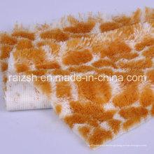 Tela decorativa do velo do PV da impressão decorativa para a roupa, os Shones e os brinquedos