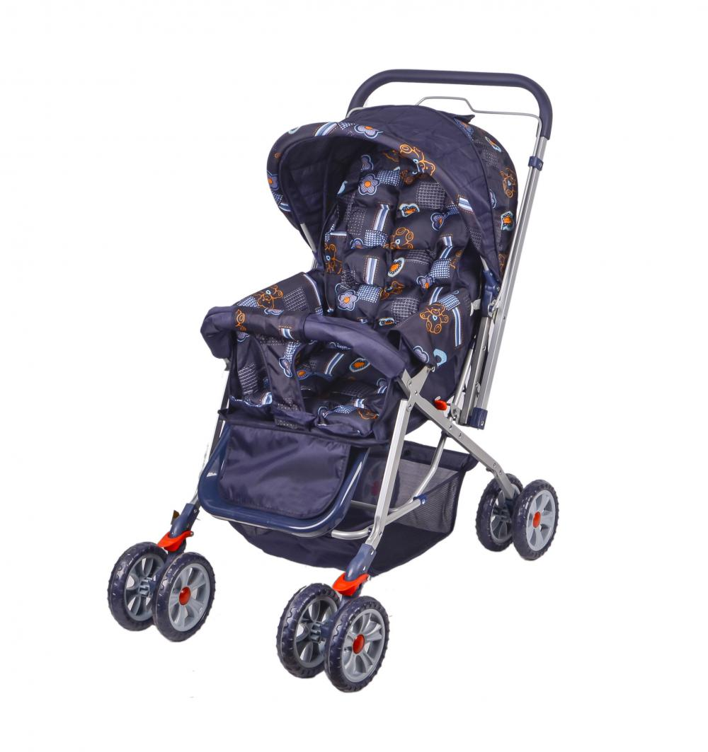 Luxury Lightweight Reversible Baby Stroller