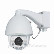 Venta al por mayor 1,3 megapíxeles de infrarrojos HD IP de alta velocidad cámara inteligente domo PTZ