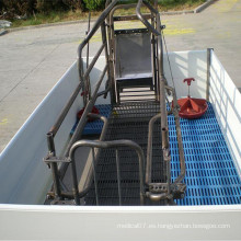 Monomer Farrowing Crate Pig Farm Siembra Matemity Bed