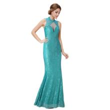 Sexy package hip long dress banquet evening dress