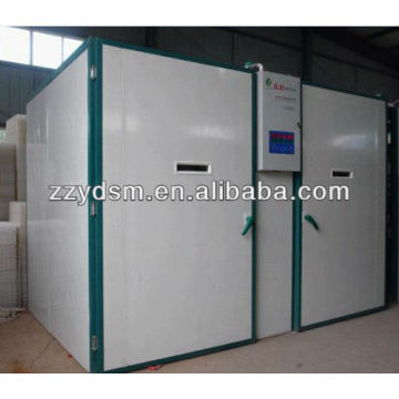 Full Automatic poultry eggs Incubator(popular in Africa)