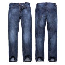 Jeans Hommes Denim Jeans Bleu