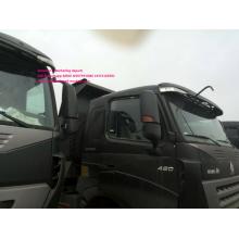 40-50T Howo A7 371hp dump truck