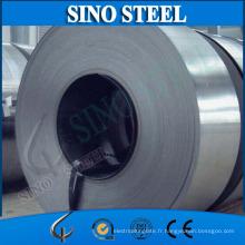 Q195 Laminés / froid roulé/galvanisé acier plat bandes à chaud pour l'emballage