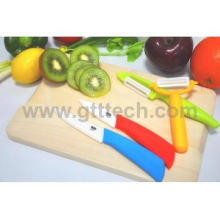 Ceramic Fruit Knife with LFGB and FDA Product Approvals