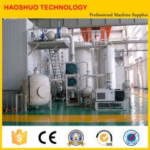 Equipo de secado en fase de vapor de keroseno