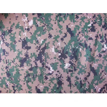 Fy-DC19 600d Oxford Camouflage Numérique Impression Tissu en Polyester