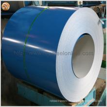 Ocean Blue Home Appliances Usado Al-zinco revestido PPGLColor aço em bobina com 0,3-0,8 milímetros de espessura