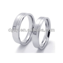 Endless Love Weeding Anel Amante Ring Set