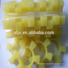engine parts storz coupling with rubber part