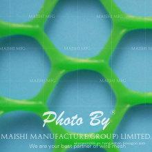 Malla de protección de hierba de forma hexagonal