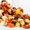 Top 10 Chá De Frutas No Ano Roselle Hawthorn Inverno Melão Hami Melão Abacaxi Limão Cereja Frutas Secas Aromatizado Chá
