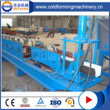 Automatic Color Steel Rain Gutter Roll Forming Machine