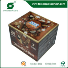 Caixa de papel Rsc para alimentos