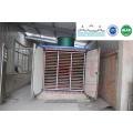 Sala de Secado de Circulación de Aire Caliente Jumbo Serie KBW