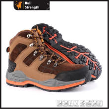 Industrial Leather Safety Shoes with EVA/Rubber Sole (SN5443)