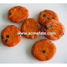 Dulces de galletas de arroz mezcla china
