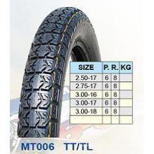 Motorrad-Reifen 2.50-17 2,75-17 3,00 3,00-16-17 3.00-18