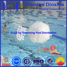 Best Water Chemicals Swimming Pool Dioxyde de chlore pour le traitement de l'eau de piscine