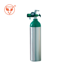Tamanho portátil de gás regulador de oxigênio