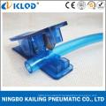 Coupeur pneumatique en plastique de tube de tuyau d'air de modèle de Tc