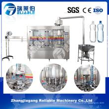 Máquina automática de llenado de agua de la línea automática de producción de agua embotellada
