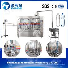 Machine de remplissage automatique d'eau de la chaîne de production automatique d'eau en bouteille