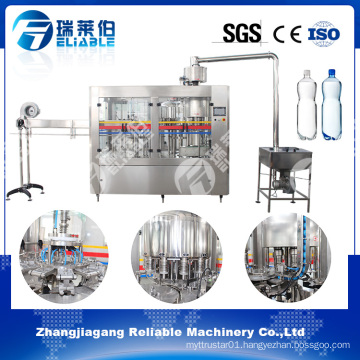 Automatic Mineral Water Filling Equipment / Water Bottling Filling Machine