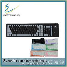 Силиконовая клавиатура для ноутбука DELL Inspiron
