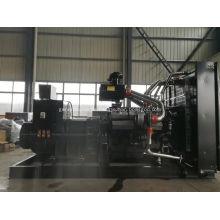 Grupos electrógenos diesel de 550KW propulsados por el motor Shangchai Diesel Genset