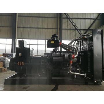 Conjuntos de geradores a diesel 550KW alimentado por motor diesel Shangchai Genset