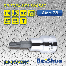 Dr. Torx Bits Socket - BS-Bt14t8