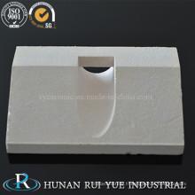 Panneau en céramique réfractaire de haute résistance de conseil en céramique