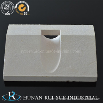 Keramik-Board-Widerstand-refraktäres keramisches Brett der hohen Temperatur