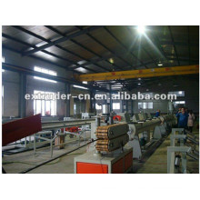 High Quality HDPE/PE Pipe Extrusion Line