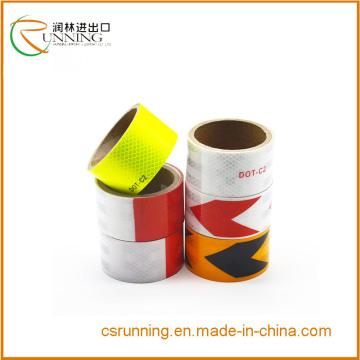 Schutzfolie Transparent Reflektierende Stretch Wrap Folie für die Palette