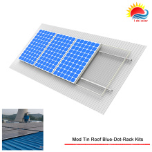 Nouveau toit d'installation de montage en rack pour panneau solaire (NM0504)