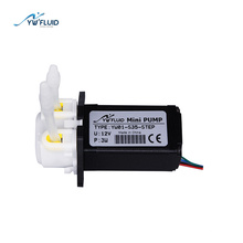 Stepper Motor Peristaltic Pump with Silicon Tube