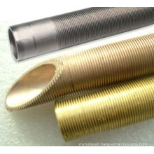 Carbon Seamless Steel Low Fin Tubes