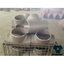 Bw Smls Stainless Steel Pipe Fittings Tee