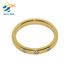 Fashion Women New Arrival Different Style Cheap Wholesale Stainless Steel Ring